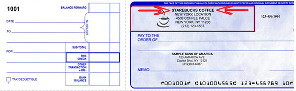 reorder checks Any extra information you would like printed on your checks: secondary owner name, phone number, etc.